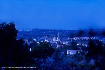 22 02 2008 - Saint Rémy de Provence (FRA, 13) - Alpilles hills landscapes