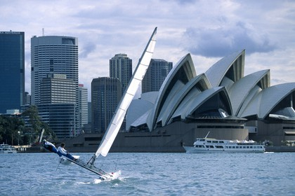 Destinations - South Pacific Ocean - Australia - Sydney