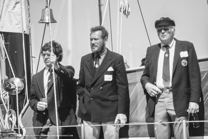 Sailing, Yacht Racing, Offshore racing, BOC Challenge 1981 start, Newport (USA, RI)