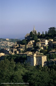 Vaucluse (FRA,84), Villages of the Luberon