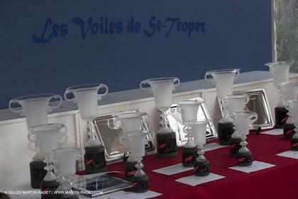 06 10 2013 - Saint-Tropez (FRA,83) - Voiles de Saint-Tropez 2013 - Prizegiving