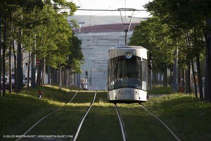 09 06 2012 - Marseille (FRA,13) - Euromeditérranée neighborood