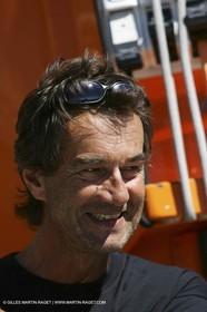 Orange II - 2004 Mediterranée Record - Start off Marseilles