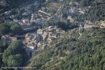 France, Provence, Lubéron, Fontaine de Vaucluse
