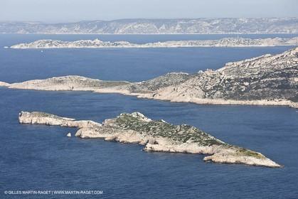 10 03 2009 - Marseille (FRA, 13) - Les Calanques - Jarre Island