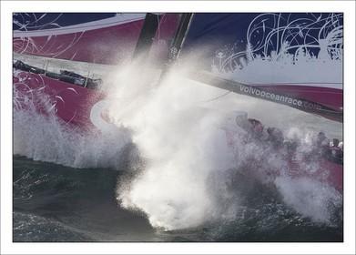 Volvo Ocean Race - Team SCA