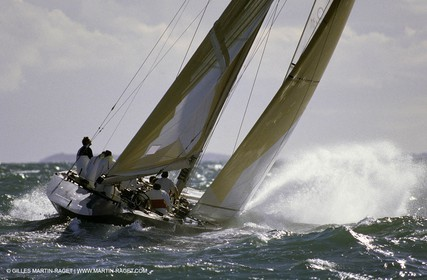 America's Cup, Fremantle 1987, Eagle