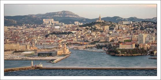 Marseille Aerial 2014