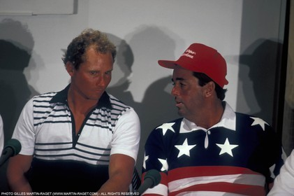 America's Cup, Fremantle 1987 Dennis Conner, Chris Dickson