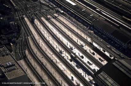 Marseilles, St Charles railway station