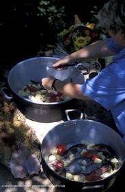 Making Bouillabaisse