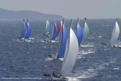 2004 Hyeres Sailing Week (SOF) - Tornado