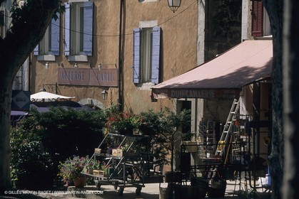 France, Provence, Luberon, Céreste