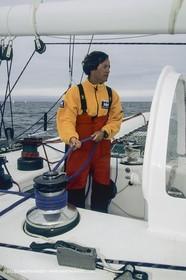 Yacht Racing, Multihull, ORMA 60, Yvan Bourgnon