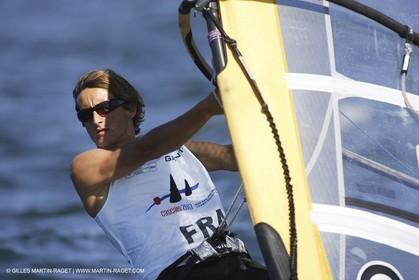 08-05-07 - ISAF SAILING WORLD CHAMPIONSHIPS - CASCAIS 2007  - RSX Men Medal race - FRANCE - BONTEMPS