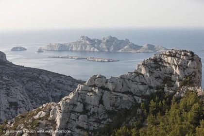 10 09 2009 - Marseille (FRA, 13) - Les Calanques - Massif de Marseilleveyre - Pointe Caillot et Riou