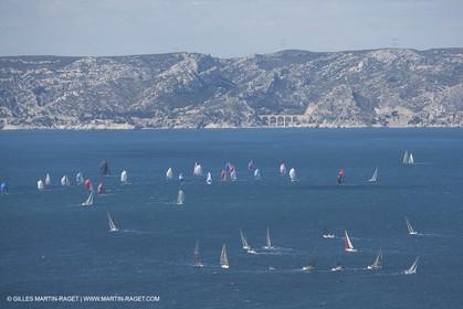 22 03 2008 - Marseille (FRA,13) - Marseille Sailing Week - North course