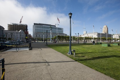 07 06 2011 - San Francisco (USA,CA) - 34th America's Cup - Civic Center