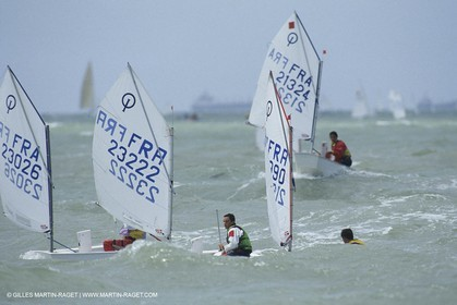Sailing, Dinghies, Optimist