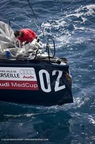 05 06 2008 - Marseille (FRA,13) - TP 52 Audi MedCup - Coastal race