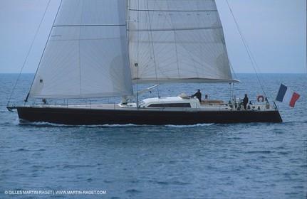 Sailing, Super Yachts, Garcia 75 Levana