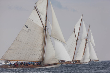 01 10 2016, Saint-Tropez (FRA,83), Voiles de Saint-Tropez 2016, Day 6