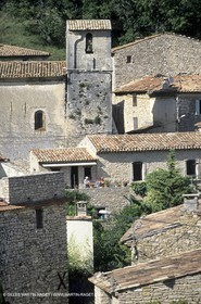 Valensole - Higher Provence village
