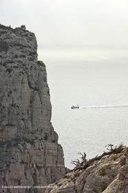 20 03 2009 - Marseille (FRA, 13) - Les Calanques - Castelviel cliff