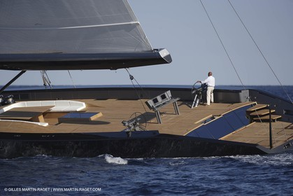 Superyachts - Wally Yachts - Wally 143 - Esense - Shot in Kornati Islands - September 1st-3rd 2006