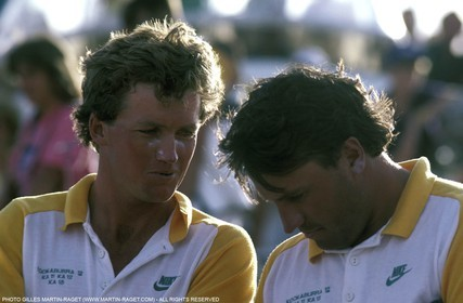 America's Cup, Fremantle 1987, Peter Gilmour, Ian Murray