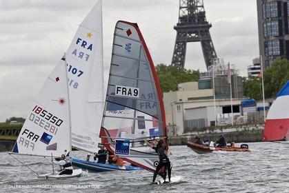26 05 2008 - Paris (Fra, 75) - Présentation of the French olympic Team for Pekin 2008