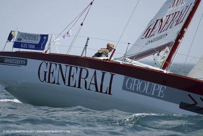 generali solo 2004 - Yann Elies - Groupe Generali