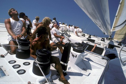America's Cup, San Diego 1988, New Zealand