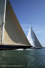 Shamrock - Endeavour - Classic yachts
