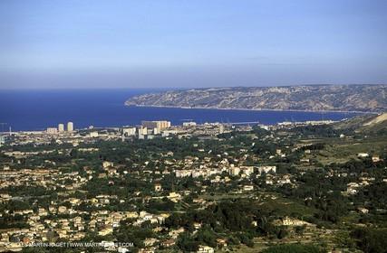 Marseilles, north area
