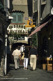 Cannes - Suquet's neighbourhood.