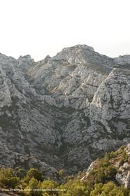 10 09 2009 - Marseille (FRA, 13) - Les Calanques - Massif de Marseilleveyre - Malvallon sud