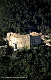 Aix en Provence surroundings, Meyrargues castle