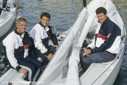 JO Sydney 2000, Soling, Presti Rambeau Doris