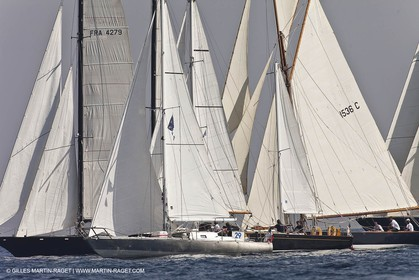 France - Saint Tropez - September 2009 - Les Voiles de Saint Tropez