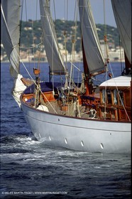 Weatherbird - Classic yachts