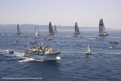 2001 ORMA Multihulls Championship - Cagliari (Italy) Grand Prix