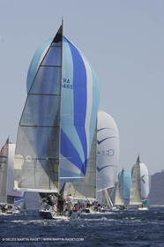 Porquerolles Sailing Week 2005 - Day 2