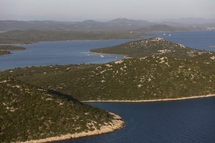 14 07 2012 - Kornati Islands archipelago (Croatia) - Otocic Artavela island