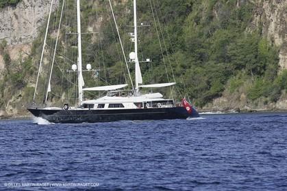 Perrini Navi - Sailing Yacht - Saint Lucy