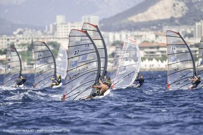 Sailing World games, Marseille 2002