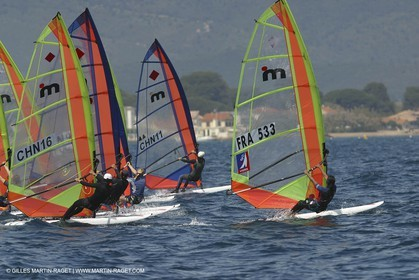 2003 Hyeres Sailing Week (SOF) - Mistral Men