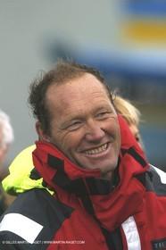 Round the world solo record - Idec - Francis Joyon - Brest finish