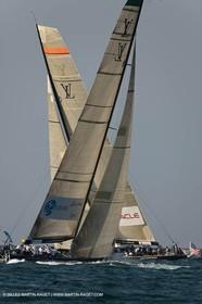 26 11 2010 - Dubai (UAE) - Dubai Louis Vuitton Trophy -1 2 final - BMW ORACLE Racing Vs All4One