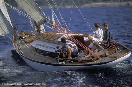 Lulu (Ex-Gunga Din) - Classic yachts